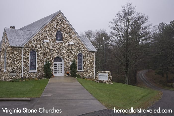 Virginia Stone Churches