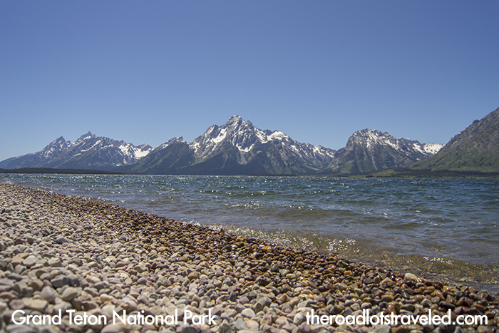 Lakeshore Trail, Jackson Lake, Grand Teton National Park Photo Spots